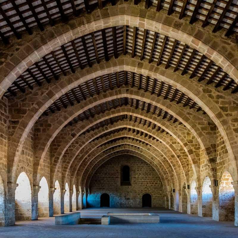 Visitar-monasterio-de-santes-creus