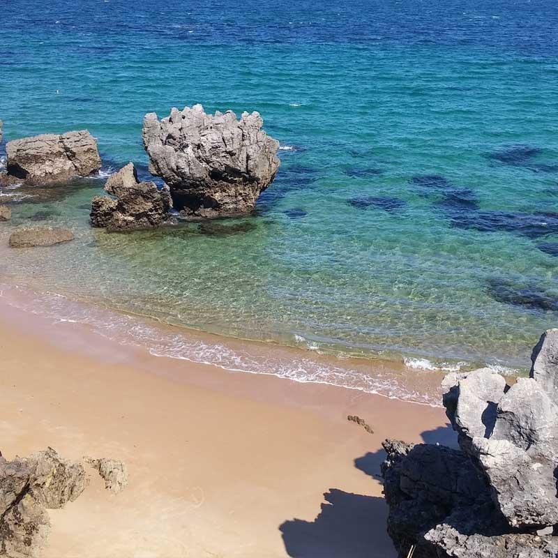 playas Costa Daurada